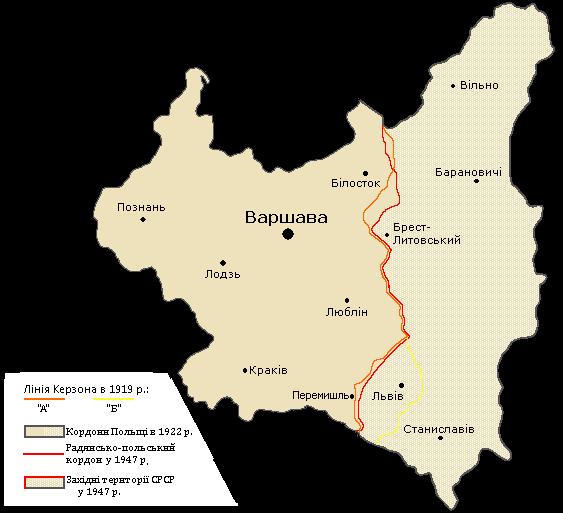 Лінія Керзона